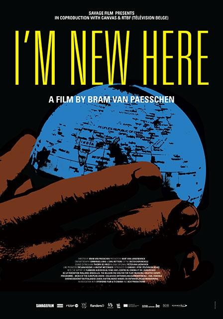 I'm New Here - Bram Van Paesschen
